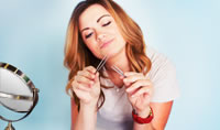 Dear LovelySkin: Can I use the same tweezers for my brows and my splinters?