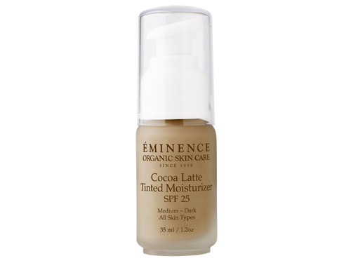 Eminence Cocoa Latte Tinted Moisturizer SPF 25