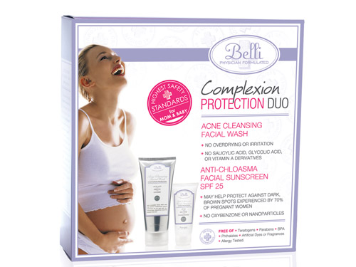 Belli Complexion Protection Duo