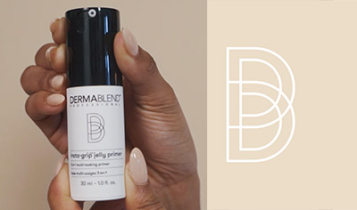 Dermablend Insta-Grip Jelly Primer - Education Video