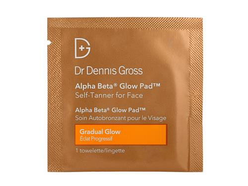 Dr. Dennis Gross Skincare Alpha Beta® Glow Pad for Face (20 Towelettes)