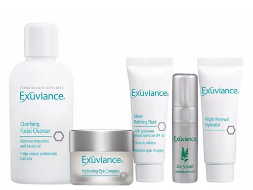 Exuviance Essentials Oily/Acne Prone Kit