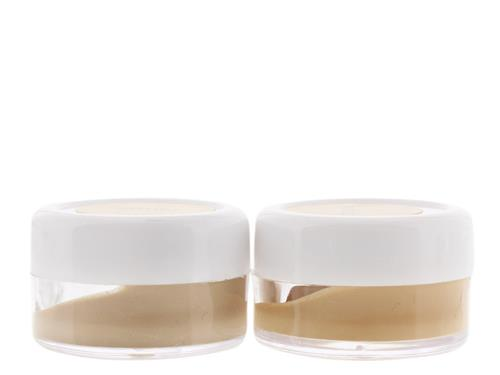 Oxygenetix Oxygenating Foundation Color Matching Samples - Taupe and Walnut