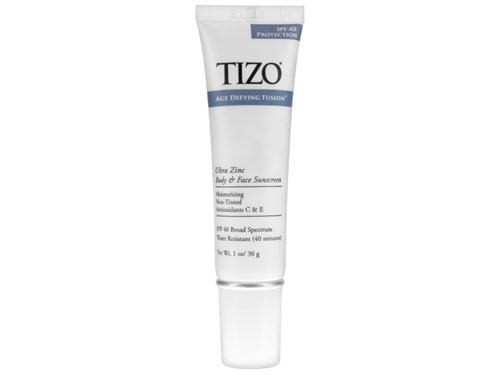 Free $12.50 TiZO Ultra Zinc Body & Face Mineral Sunscreen SPF 40 - Untinted