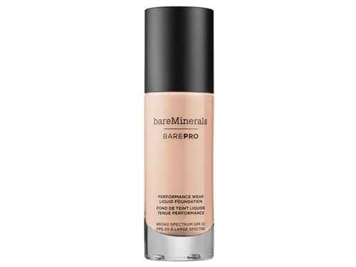 bareMinerals barePRO Performance Wear Liquid Foundation SPF 20 - Flax 9.5