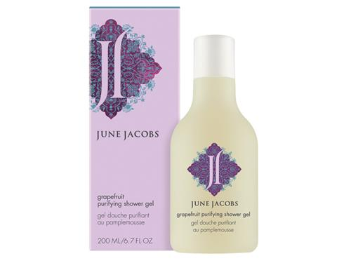 June Jacobs Grapefruit Purifying Shower Gel
