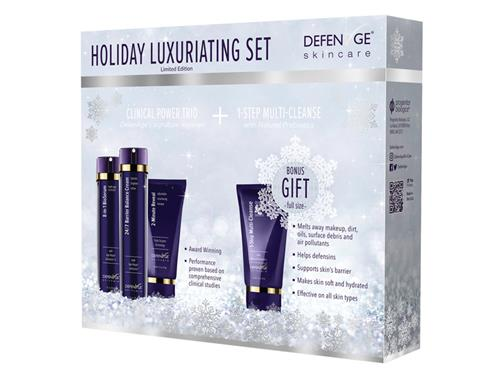 DefenAge Holiday Luxuriating Set - Limited Edition
