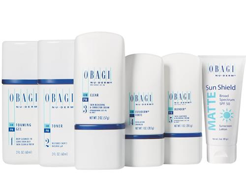 Obagi Nu-Derm System Starter Kit for Normal to Oily Skin