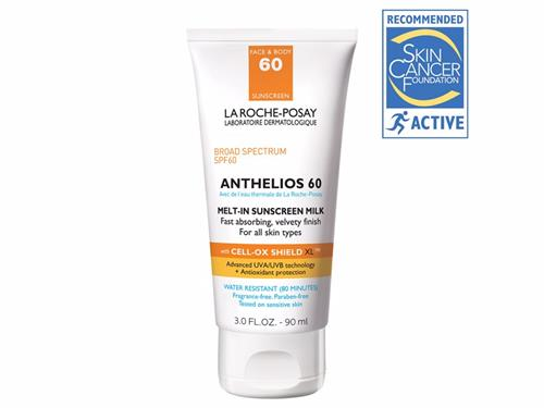 La Roche-Posay Anthelios 60 Melt-In Sunscreen Milk - 3 oz