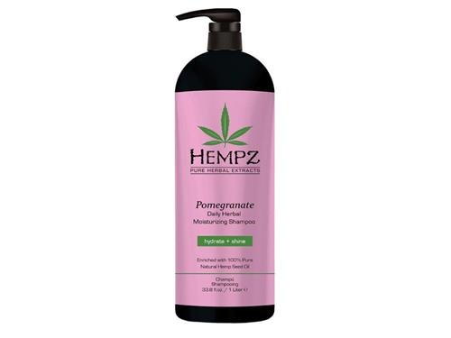 Hempz Haircare Pomegranate Daily Herbal Moisturizing Shampoo Liter