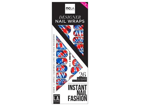 ncLA Nail Wraps - Born In The USA