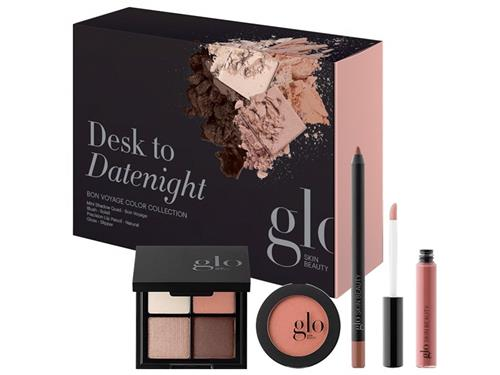 Glo Skin Beauty Desk to Datenight Color Collection - Bon Voyage