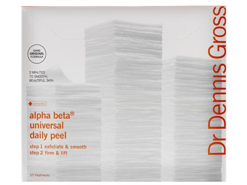 Dr. Dennis Gross Facial Peel Original Formula Alpha Beta® (60 Packettes)