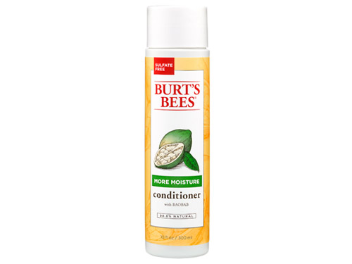 Burt's Bees More Moisture Baobab Conditioner