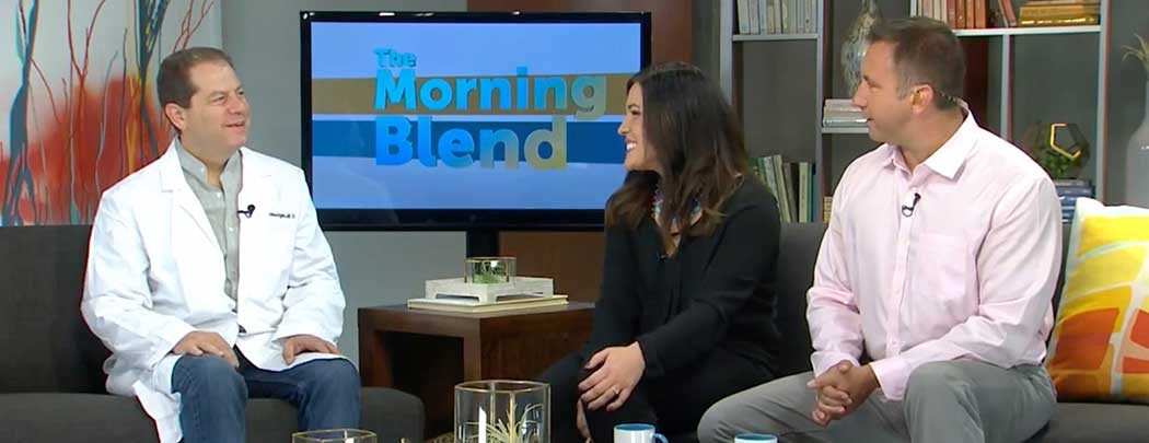 Joel Schlessinger MD Discusses Cellfina on The Morning Blend