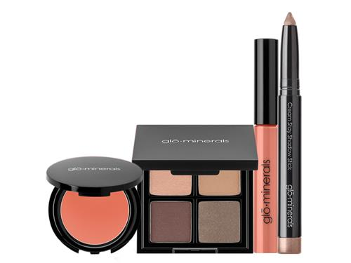 glo minerals Full Bloom Living Color Collection | LovelySkin