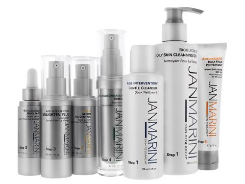 Jan Marini Skincare Collection Plus for Very Oily Skin with Jan Marini C-ESTA Serum