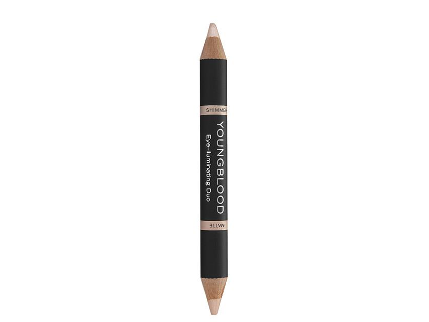 Youngblood Eye-lluminating Duo Pencil - Shimmer/Matte