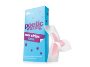 Bliss Poetic Waxing Strips for Face