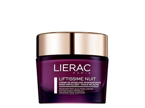 LIERAC Liftissime Nuit Re-Densifying Sculpting Cream