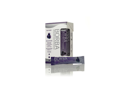 Borba Acai Berry Age Defying Antioxidant Powder Drink Mix
