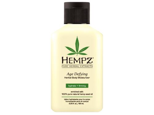 Hempz Age Defing Herbal Body Moisturizer - Travel Size