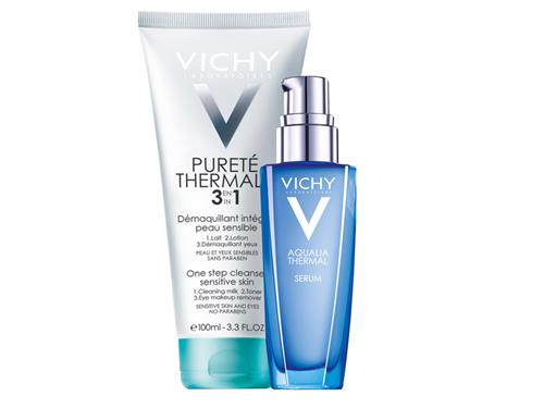 Vichy Aqualia Thermal Serum Limited Edition Duo