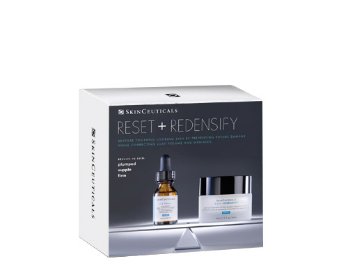SkinCeuticals Reset and Redensify Kit