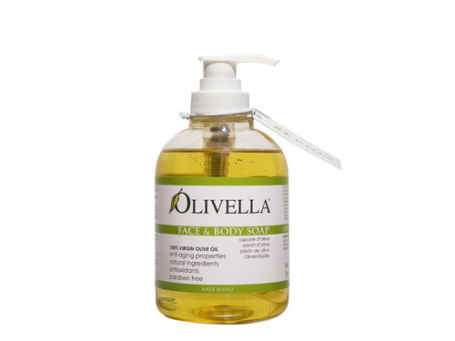 Olivella Face & Body Soap Liquid 10.14 fl oz