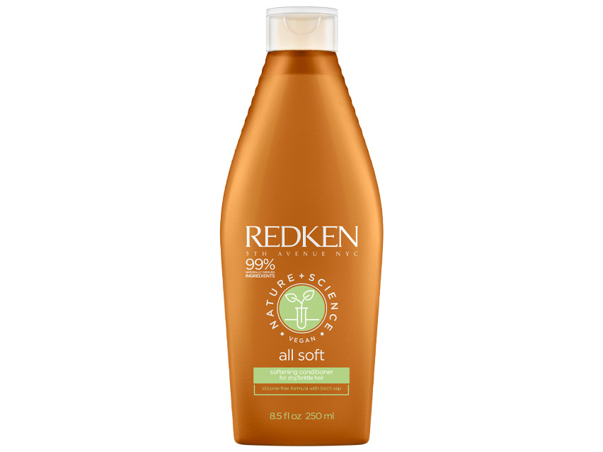 Redken Nature + Science All Soft Softening Conditioner - 8.5 fl oz
