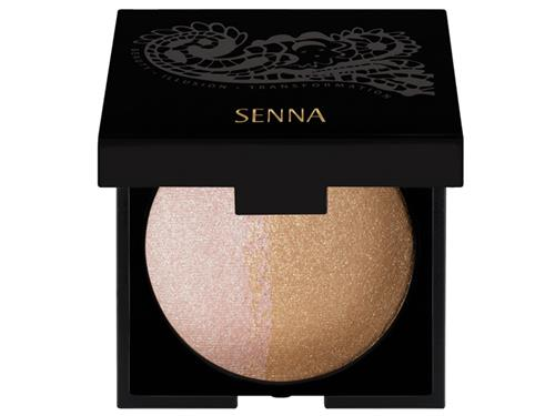 Senna Brilliant Bronze - Gold Star