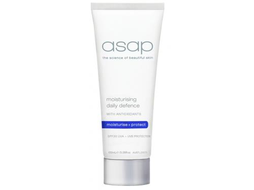 ASAP Moisturising Daily Defence SPF 30+