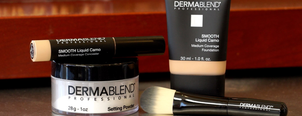 Dermablend at LovelySkin: 3 Steps to Flawless Foundation