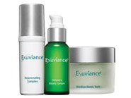 Exuviance Age Repair Trio with three Exuviance products