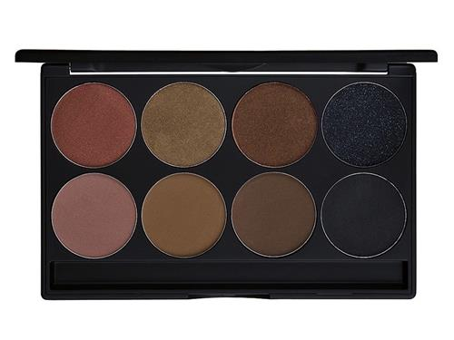 Gorgeous Cosmetics 8 Pan Palette - Eyes - Essential Shades