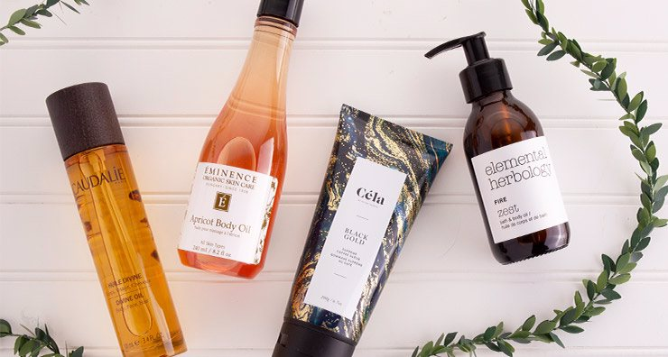 Bring the Spa to You with Some of Our Best Body Oils