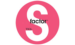 Logo for S-Factor by TIGI