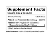 HELIOCARE Advanced Antioxidant Supplement with Nicotinamide