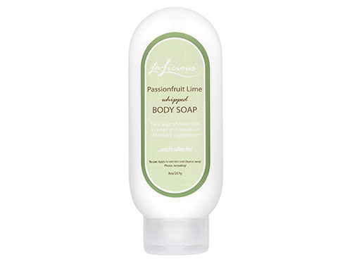 LaLicious Whipped Body Soap - Passionfruit Lime