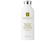 Eminence Organics Strawberry Rhubarb Dermafoliant with Lactic Acid