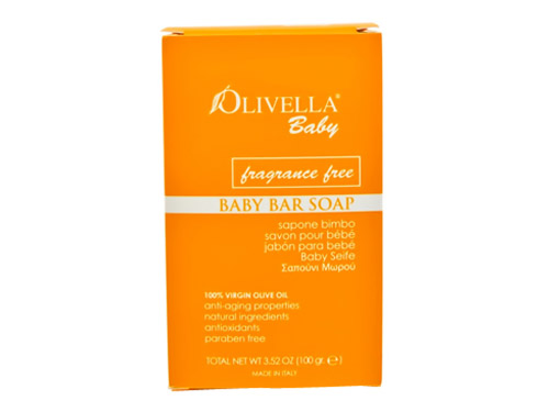 Olivella Baby Bar Soap