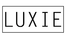 Logo for Luxie Beauty