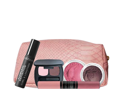 BareMinerals Obsessed w/ Pink Spring Collection