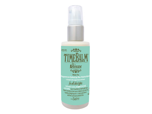 theBalm TimeBalm Skin Care Peppermint Hydrating Face Moisturizer