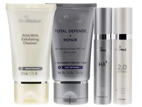 Free $100 SkinMedica Summer Travel Kit
