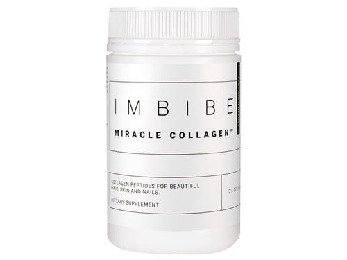Imbibe Miracle Collagen for Hair Skin and Nails - 100g