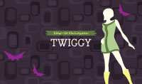 How-To Halloween: Twiggy