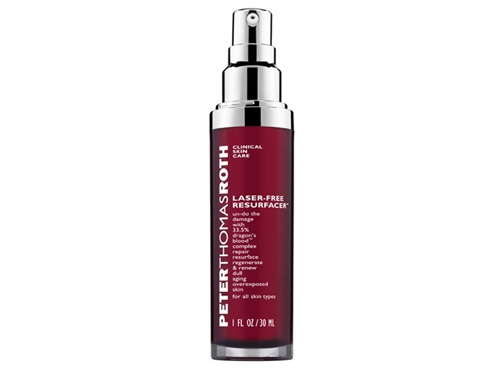 Peter Thomas Roth - Laser-Free Resurfacer Face Serum -30ml/1oz Cooligg Electronic Vacuum Blackhead Suction Remover Extractor Cleaner