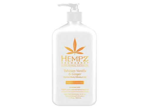 Hempz Herbal Body Moisturizer - Tahitian Vanilla & Ginger