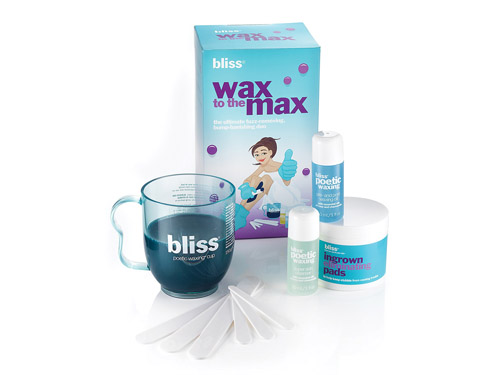 Bliss Wax to the Max